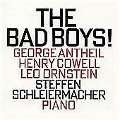 Bad Boys! George Antheil, Henry Cowell, Leo Ornstein CD Hat Hut Schleiermacher