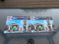 LEGO Star Wars 9516 Jabba's Palace Instruction Books Manuals ONLY! No Legos