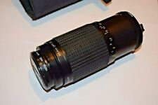 PENTAX-M SMC 80-200mm F 1:4.5 ZOOM LENS VGC FREE UK DELIVERY