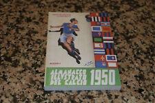 Almanacco Illustrato del Calcio Italiano 1950