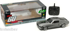 Greenlight 91001 1:18 Gone in Sixty Seconds 1967 Ford Mustang Eleanor 2.4 Ghz Rc