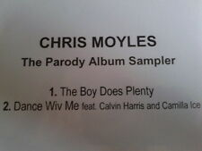 Chris Moyles - The Parody Album Sampler CDr single PROMO 2009 MINT & VERY RARE