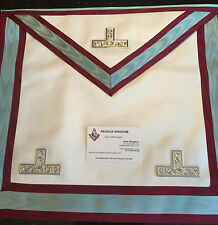 Mark Masters or Past Masters Apron  Finest quality Lamb Skin Hand Crafted £35