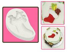 Katy Sue Designs Christmas Stocking Mould    FAST DESPATCH