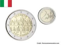2 Euros Commémorative Italie 2017 Venezia UNC