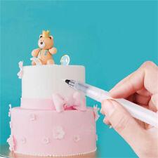 3 piezas * Decorar fondant cupcakes Herramientas de Color Pintura Lapicera Pastelería Artesanal *