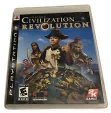 PS3 CIVILIZATION REVOLUTION - PlayStation