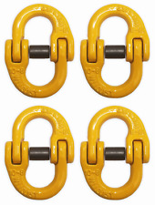 "(4 pack) 3/8"" Mechanical Coupling Link, Hammerlock, 3.15 Ton (6300 lbs) WLL"