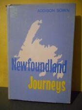 Newfoundland Journeys by Addison Bown 1971