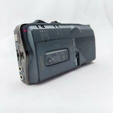 Sanyo Trc-5880 MicroCassette Voice Recorder Dictaphone Dictation Talk Book Pro