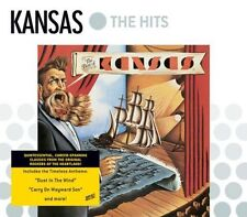 The Best of Kansas [1999] [Remaster] by Kansas (CD, Feb-1999, Epic) Classic Rock