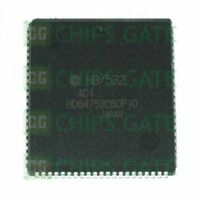 1PCS HD6473308CP10 Encapsulation:PLCC-84,16-Bit Microcontroller