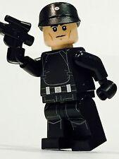 LEGO STAR WARS IMPERIAL NAVY OFFICER TROOPER CREW MEMBER 100% LEGO CUSTOM NEW