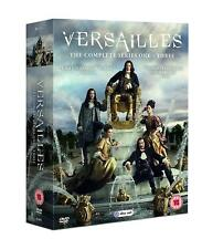VERSAILLES 1-3 2015-2018: BBC French Period TV Season Series - R2 DVD Set not US