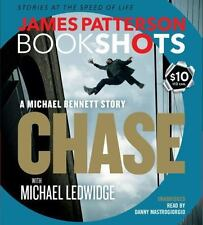 The BookShots Line: Chase : A Michael Bennett Story by James Patterson and Micha