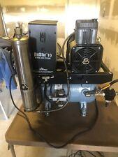 Air Techniques Airstar 10 Dental Air Compressor System Oil Less Sn 810 001974