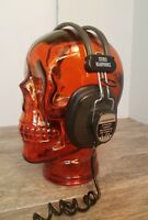 Vintage Deltek (Hosiden) DH-03BF-S Stereo Headphones Japan