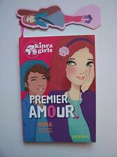 """KINRA GIRLS  """" Premier Amour """" Tome 7  ( Corolle )  2013 , TBE"""