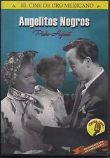 Angelitos Negros 1948 DVD NEW Pedro Infante Includes Extras!