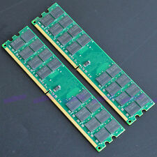 New 8GB 2x4GB PC2-6400 240pin DDR2 800 MHz Desktop Memory Fit AMD Motherboard