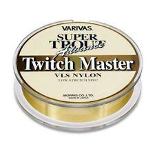 VARIVAS Super Trout Advance Twitch Master Nylon Line 100m 6lb Status Gold