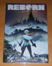 AUTOGRAFO Reborn Book 1 SIGNED Mark Millar Greg Capullo Ime Comics incellofanato
