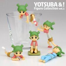 YOTSUBA&! Figure Collection Vol.1 Set 5 Revoltech Danboard Japan