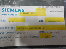 SIEMENS,A1108101501,IS.01, SIMOREG OPERATOR DISPLAY,