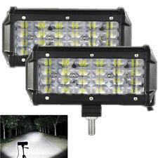 36W LED Arbeitsscheinwerfer Zusatzscheinwerfer Offroad Auto Lampe Leuchte 2x