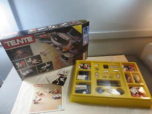 Rare Hasbro Tente Multimodel Construction Set 460 Astro w instructions