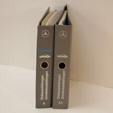 Mercedes R129 SL + W140 Werkstatthandbuch Einbauanleitungen Sonderausstattungen