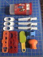 Zoku character set with 3 popcicle sticks