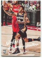 2019-20 Panini Chronicles #144 Nickeil Alexander-Walker New Orleans Pelicans RC
