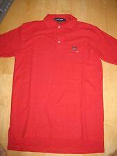 Lot of 4 Polo/Golf Shirts -Large -G.Norman,Fila,PoloGolf,Mirage -GUC