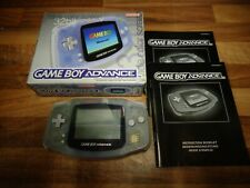 GAMEBOY ADVANCE  CONSOLE (BOXED)