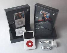 Apple iPod classic Video 5th Gen U2 Special Edition White 30GB 90days Warranty!!