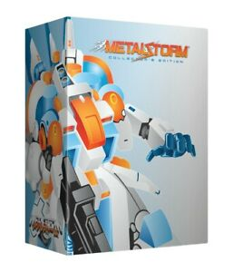 METAL STORM COLLECTOR EDITION NES EURO NEW