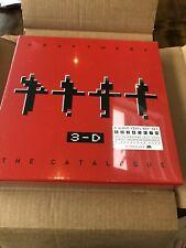 KRAFTWERK 3D THE CATALOGUE VINYL BOXSET