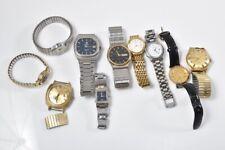 a46t04- Konvolut Armbanduhren, ua Seiko, Tissot, Dugena