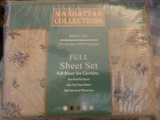 Manhattan Collection Full Size Sheet Set