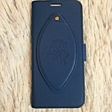 For Samsung Galaxy S8 Plus Blue Rose Wallet Flip Case NEW (A404)