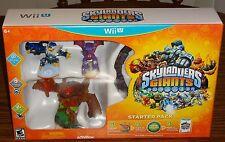 Skylanders Giants Wii U Starter Pack – Brand New