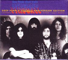 DEEP PURPLE fireball twentyfifth anniversary edition CD NEU OVP/Sealed