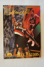 NBA CARD - Sky Box - Honor Roll Series - Buck Williams - Trail Blazers