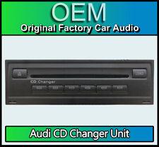 Audi A6 6 CD changer, Audi glove box multi disc CD changer, 4E0 910 110 K