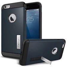 IPhone 5s/5 CASE GUSCIO: con kick-stand COLORE METAL SLATE