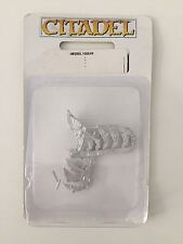 WARHAMMER 40,000 40K Space Marines GUARDIA IMPERIALE in METALLO AQUILAS BLISTER fuori catalogo