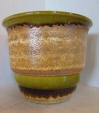 Vintage keramik ceramique ceramic flowerpot blumentoph pot de fleur West Germany