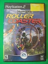 Play Station PS2 Roller Coaster Video Game