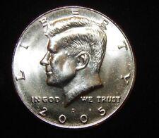 2005 D  Kennedy Half Dollar BU Uncirculated  Flat fee ship